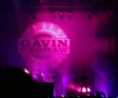 Gavin at Heineke Music Hall Amsterdam