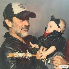 Negan/ Jeffrey Dean Morgan/ TWD