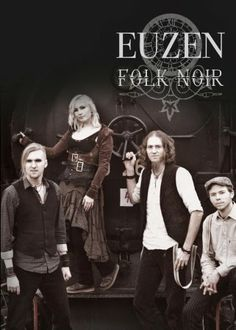 New-Metal-Media der Blog: Der New-Metal-Media Eventtipp: Folk Noir und Euzen on Tour #germany #denmark #folk #tour #rock