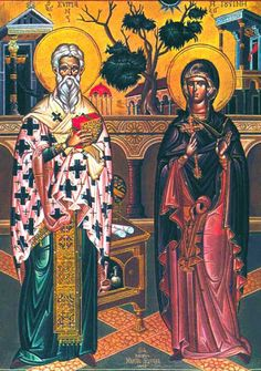 MYSTAGOGY: A Miraculous Confirmation of the Lives of Sts. Cyprian and Justina