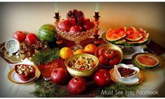 Iran At Last: Shab-e-Yalda