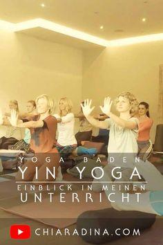 """Zusammenfassung meiner Yin Yoga Arbeit der letzten Jahre: Yoga Einzelstunden mit der myofaszialen Arbeit von """"Passive Yin"""", einen Blick in meine eigene Yin Yoga Praxis & Eindrücke aus einer Yin Yoga Masterclass. #yinyoga #yogapraxis #yogaunterricht #chiaradina"""