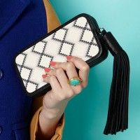 Refinery29 Shops: R29 for DKNY L.A. Box Clutch - DKNY Boutique - Boutiques
