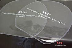 XVT Professionele Tafeltennis Rubber Bescherming Film/tafeltennis Cover Film 10 stks/partij