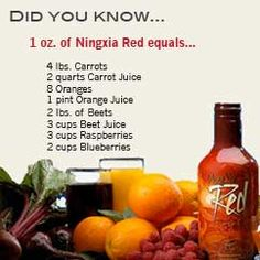 NingXia Red is a Young Living's superfruit supplement specially formulated to energize, fortigy, and replenish the body and mind. This proprietary blend contains pure essential oils, renowned wolfberry puree from China's NingXia province, and a variety of vitamin-rich whole fruits such as raspberries, blueberries, and pomegranates.   www.haveoilswilltravel.com