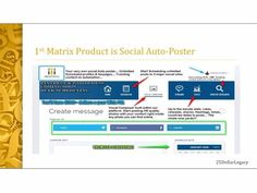 WORLD FIRST MATRIX----AUTOPOSTER...  http://wu.to/YgJVjQ #youngjae #bap #entrepreneur #workfromhome #startup