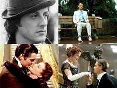 List of Best Picture Winners 1927 - 2012