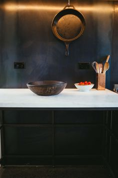 Kitchen and bathroom babeness in this Freemans Bay reno, by Studio106 architectsfrom Fancy NZ Design Blog