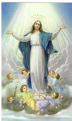 My little son hates Mass. His 5 year old body and brain just cannot  understand · Assumption Of MaryAssumption AugustMama MaryBlessed Virgin ...