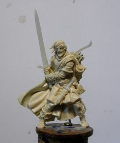 R.T.Art: Zombicide Black Plague : Theo