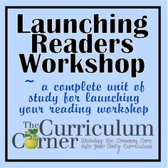 Lesson Plans for introducing reading strategies, to use during daily 5 - read to self.