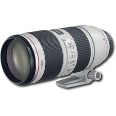 Canon - EF 70-200mm f/2.8L Telephoto Zoom Lens, Thank you very much.