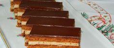 Recept Medové řezy s kaštanovou nádivkou Tiramisu, Cheesecake, Ethnic Recipes, Food, Meal, Cheesecakes, Essen, Hoods, Tiramisu Cake