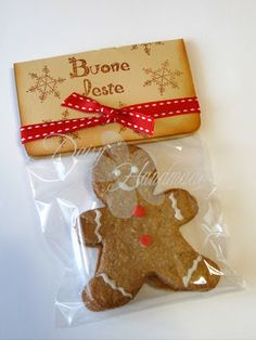 Daisy Handmade Diy Cookie Packaging, Gingerbread Cookies, Daisy, Desserts, Handmade, Food, Gingerbread Cupcakes, Tailgate Desserts, Deserts