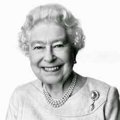 'Don't retouch my wrinkles in the photograph, I would not want it to be thought that I had lived for all these years without having anything to show for it.' The Queen