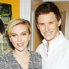 Scarlett Johansson Is Radiant at Her First Event Since Giving Birth  #InStyle