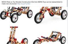 Toys # self assembly