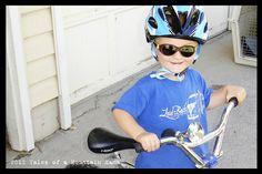 Make Helmet-Wearing As Normal As Biking Itself *Lazer Sport Helmet Giveaway* - Tales of a Mountain Mama Cool Bike Helmets, Sports Helmet, Kids Wear, Outdoor Gear, The Incredibles, Infants, Biking, Giveaways, Toddlers