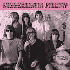 1967-02 – Jefferson Airplane - Surrealistic Pillow