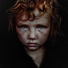 Lee Jeffries' portraits are by far the best I've ever seen. I'd love to be able to capture a life story in a photo like he can.