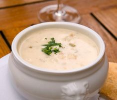 Tautog Chowder-The perfect recipe when you want to warm up from the cold! This Tautog chowder is absolutely unbelievable and gives clam chowder a run for its money. The awesome flavor of the Tautog sends this into the recipe box as a permanent addition! Easy Potato Recipes, Yummy Pasta Recipes, Soup Recipes, Cooking Recipes, Keto Recipes, Game Recipes, Asian Recipes, Dinner Recipes, Clam Chowder Recipes