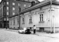 Tampereen museot Helsinki, Environment, Street View, Black And White, Historia, Black N White, Black White