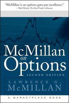 Lawrence McMillan - McMillan on Options
