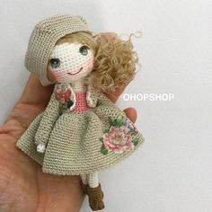 #muffininthedoll #crochet #crochetdoll #crochetdolls #amigurumi #handmade #handicraft #tiny #toy #toystagram ...