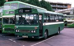 United Counties 54 1978 Bus Route, Bus Coach, London Bus, Bus Station, Busses, Bus Stop, Photo Online, Coaches, Bristol