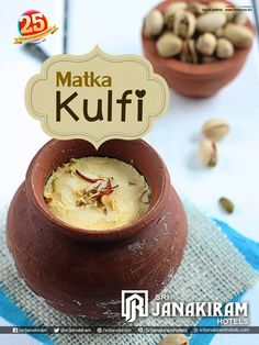 Matka Kulfi! Quite tasty and has wonderful fragrance. A special treat for children and adults alike. #MatkaKulfi #DairyDay #yummy #Icecream #summer_treat