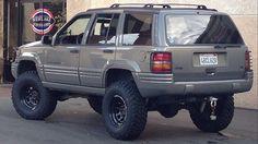 1999 Jeep Grand Cherokee, Jeep Cherokee Xj, Jeep Zj, Jeep Suvs, Overland Truck, Old Jeep, Cummins Diesel, Cool Jeeps, Jeep Life