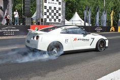 10.: Jeep Grand Cherokee SRT-8 7.0L Custom Turbo (1200 BHP), Kirill S. — 271.69 km/h | 168.8 mph 9.: Audi RS6 (C6) Sportmile R1K (1100 BHP), Nikolas G. — 276.49 km/h | 171.8 mph 8.: Nissan GT-R (R35) Mk.1 AMS Alpha 12 (1200 BHP), Dmitry B. — 289.15 km/h | 179.6 mph 7.: Nissan GT-R (R35) Mk.1 DT 1500R (1600 BHP), Oleg K. — 305.34 km/h | 189.7 mph 6.: Nissan GT-R (R35) Mk.3 Gosha Turbo Tech ZEUS (1600 BHP), Andrey A. — 306.38 km/h | 190.4 mph 5.: Nissan GT-R (R35) Mk.