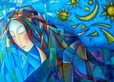 Zayasaikhan Sambuu, Mongolian painter