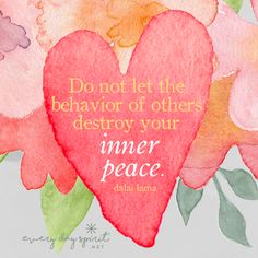 Peace is within. For the app of uplifting wallpapers ~ www.everydayspirit.net xo #peace #calm #meditation
