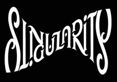 Singularity Ambigram