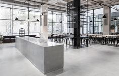 Usine's Industrial French Bistro - Google Search
