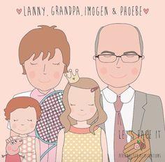 Grandparents xxx Grandparents, Peanuts Comics, Family Guy, Guys, Face, Illustration, Fictional Characters, Design, Grandmothers