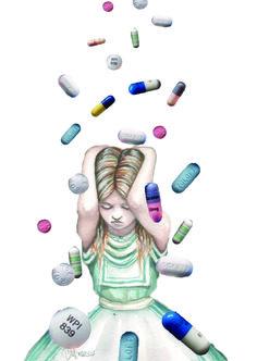 Depression Pills Collage Schizophrenia Art, Drugs Art, Drug Design, Depression Art, Stoner Art, Human Body Parts, Alice, Bare Bears, Macro And Micro