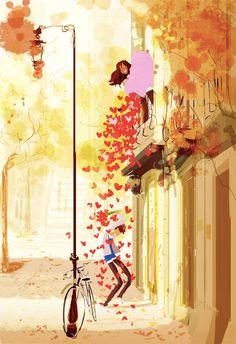 Amor do dia: Pascal Campion