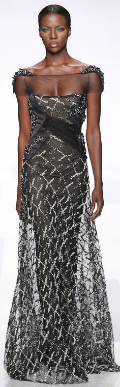 #TonyWard Couture Fall/Winter 2013