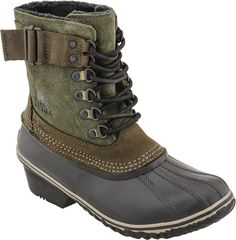 The Sorel Winter Fancy Lace is on the top of our list this year Maine Winter, Fall Trends, Arm Warmers, Fashion Accessories, Fancy, My Style, Boots, Black, Cozy