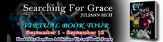 Sue Cover Reveals & Book Promotions: Searching for Grace by Juliann Rich