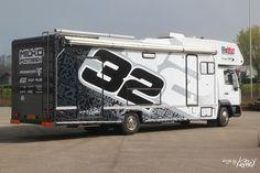 Kutvek Wrap - Milko POTISEK Truck Cool Wraps, Best Wraps, Hot Rods, Vehicle Branding, Van Wrap, Vehicle Wraps, Helmet Design, Car Brands, Kraken