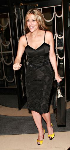 Nicole Appleton Photo - Guests At Samantha Janus's Wedding Reception