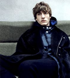 Coated Fabric Parka -  Dondup Fall15 Men's Collection  - L'Officiel Hommes Italy