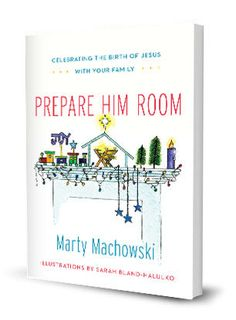 Gospel-focused, 4-week Advent family devotional for use throughout Christmas. A Gospel Story for Kids resource from Marty Machowski.