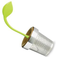 Chef'n Tea Leaf Tea Infuser, Stainless Chef'n,http://www.amazon.com/dp/B00BBT2L10/ref=cm_sw_r_pi_dp_7uBntb1VK3PK2V7S