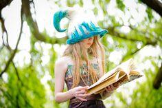 Felt work/hat/fantasy Viltwerk @Viltwerk Lieneke Holtermans  foto: Ilona Hartensveld