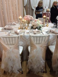 Chair cover hire kent wedding decoration kent chair decorations table decore rose gold pale pink blush chair covers junglespirit Choice Image