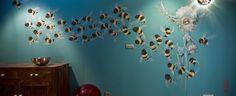 Por las razones que sea, no resulta fácil encontrar artistas femeninas en el panorama del arte urbano contemporáneo. Haberlas hay, desde luego, pero parecen figurar siempre (y no precisamente por falta de talento) a la sombra de los grandes nombres masculinos. Por eso resulta interesante la historia de Georgina Ciotti.
